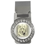 Animal Lion Hunting For Love Money Clip (CZ)