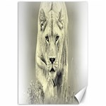 Animal Lion Hunting For Love Canvas 20  x 30