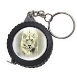 Animal Lion Hunting For Love Measuring Tape