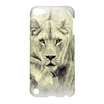 Animal Lion Hunting For Love Apple iPod Touch 5 Hardshell Case