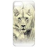 Animal Lion Hunting For Love Apple iPhone 5 Classic Hardshell Case