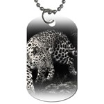 Animal Leopard Dog Tag (Two Sides)