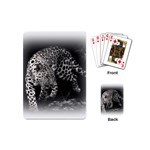 Animal Leopard Playing Cards (Mini)