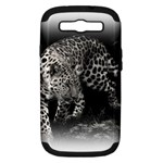 Animal Leopard Samsung Galaxy S III Hardshell Case (PC+Silicone)