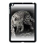 Animal Leopard Apple iPad Mini Case (Black)
