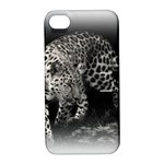 Animal Leopard Apple iPhone 4/4S Hardshell Case with Stand