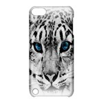 Animal Leopard In Snow Apple iPod Touch 5 Hardshell Case with Stand