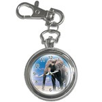 Animals Elephants Lonely But Strong Key Chain Watch