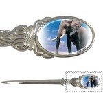 Animals Elephants Lonely But Strong Letter Opener