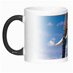 Animals Elephants Lonely But Strong Morph Mug