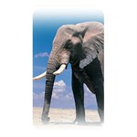 Animals Elephants Lonely But Strong Memory Card Reader (Rectangular)