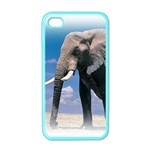 Animals Elephants Lonely But Strong Apple iPhone 4 Case (Color)
