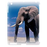 Animals Elephants Lonely But Strong Apple iPad 3/4 Hardshell Case (Compatible with Smart Cover)