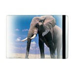 Animals Elephants Lonely But Strong Apple iPad Mini Flip Case