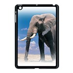 Animals Elephants Lonely But Strong Apple iPad Mini Case (Black)