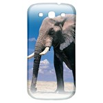 Animals Elephants Lonely But Strong Samsung Galaxy S3 S III Classic Hardshell Back Case