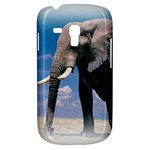 Animals Elephants Lonely But Strong Samsung Galaxy S3 MINI I8190 Hardshell Case