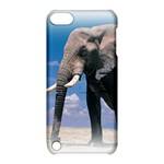 Animals Elephants Lonely But Strong Apple iPod Touch 5 Hardshell Case with Stand