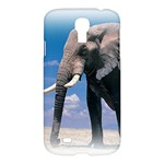 Animals Elephants Lonely But Strong Samsung Galaxy S4 I9500 Hardshell Case