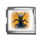 Animal Oil Beetle Mega Link Italian Charm (18mm)