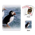 Atlantic Puffin Birds Playing Cards Single Design