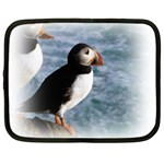 Atlantic Puffin Birds Netbook Case (Large)