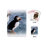 Atlantic Puffin Birds Playing Cards (Mini)