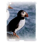 Atlantic Puffin Birds Apple iPad 3/4 Hardshell Case (Compatible with Smart Cover)