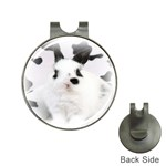 Animals Rabbits Brothers Golf Ball Marker Hat Clip