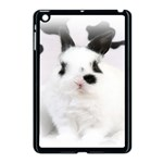 Animals Rabbits Brothers Apple iPad Mini Case (Black)