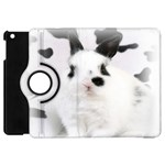Animals Rabbits Brothers Apple iPad Mini Flip 360 Case