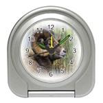 Bighorn Sheep Travel Alarm Clock