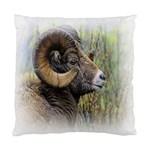 Bighorn Sheep Cushion Case (One Side)