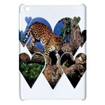 3 Dimention Kingdom Animal King Tree Climber Leopard  Apple iPad Mini Hardshell Case