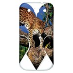 3 Dimention Kingdom Animal King Tree Climber Leopard  Samsung Galaxy S3 S III Classic Hardshell Back Case