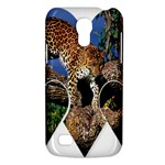 3 Dimention Kingdom Animal King Tree Climber Leopard  Samsung Galaxy S4 Mini Hardshell Case