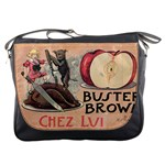 Buster Brown Messenger Bag