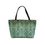 Vintage Wallpaper Classic Shoulder Handbag