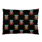 Sugar Skull Pillow Case (Two Sides)