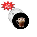 Having A Cup Of Love  1.75  Button (100 pack)