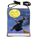 I m A Witch Shoulder Sling Bag