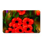 Poppies by Ave Hurley - Magnet (Rectangular)