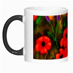 Poppies by Ave Hurley - Morph Mug