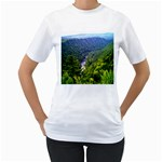 Pa Grand Canyon Long North View Of Gorge   Artrave Women s T-Shirt