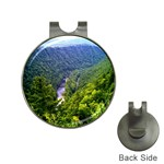 Pa Grand Canyon Long North View Of Gorge   Artrave Golf Ball Marker Hat Clip