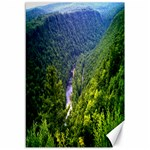 Pa Grand Canyon Long North View Of Gorge   Artrave Canvas 12  x 18