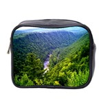 Pa Grand Canyon Long North View Of Gorge   Artrave Mini Toiletries Bag (Two Sides)