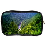 Pa Grand Canyon Long North View Of Gorge   Artrave Toiletries Bag (Two Sides)