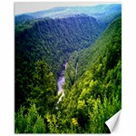 Pa Grand Canyon Long North View Of Gorge   Artrave Canvas 11  x 14