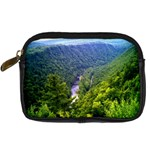 Pa Grand Canyon Long North View Of Gorge   Artrave Digital Camera Leather Case